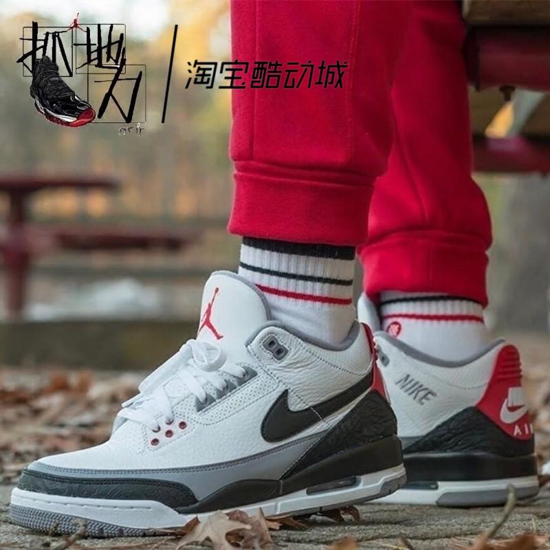 half off 9fc30 fa380 Nike ^ Air Jordan 3 JTH NRG Tinker * Swoosh Logo