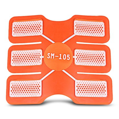 (CLEARANCE) 6pcs Gel Trainer Pad Muscle Sculpting Fitness Gear Accessories