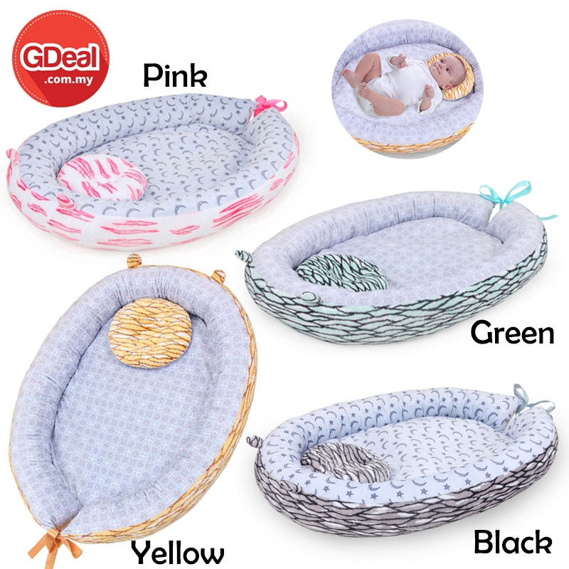 GDeal High Quality Plush Crib Sleeping Pad Soft And Comfortable Portable Home Baby Sleeping Mat