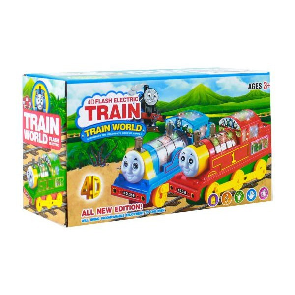SUPER FLASH LIGHT THOMAS TRAIN