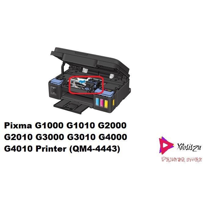 Carriage Unit For Canon Pixma G1000 G1010 G2000 G2010 G3000 G3010 G4000  G4010 Printer (QM4-4443)