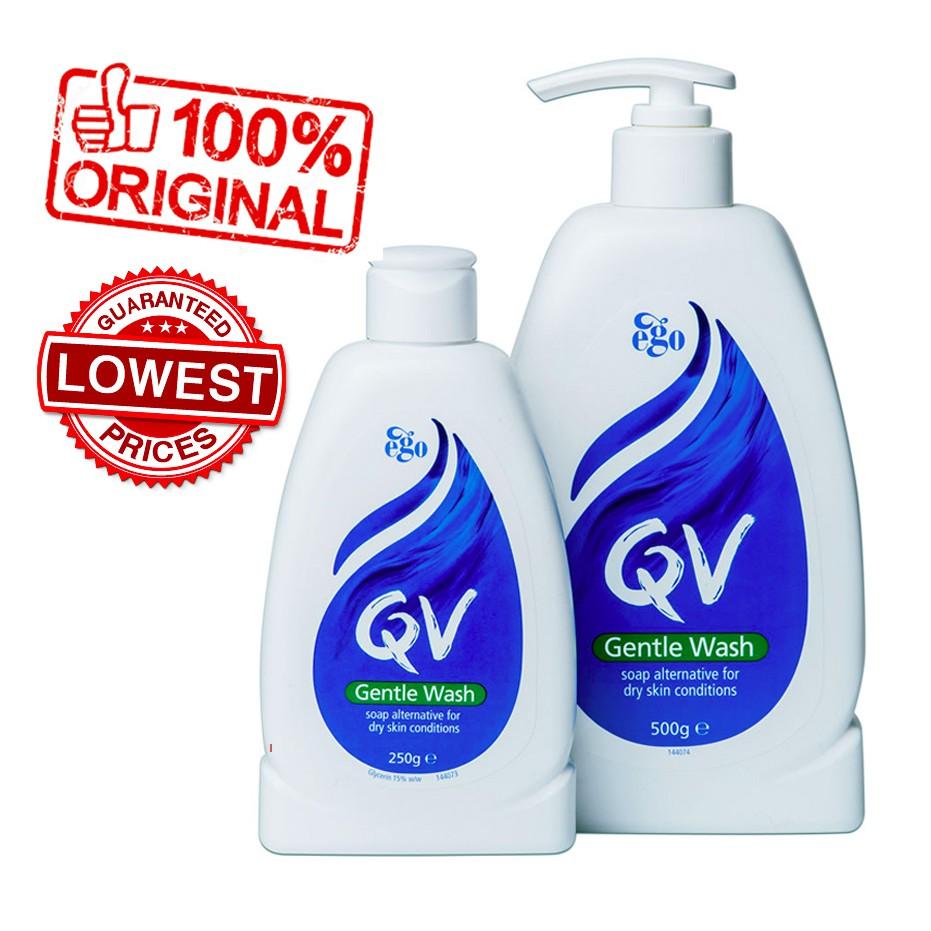 QV Gentle Wash 250g / 500g