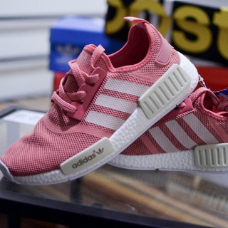 [READYSTOCK] ADIDAS NMD NUDE PINK SNEAKERS SHOES FASHION MEN WOMEN KASUT