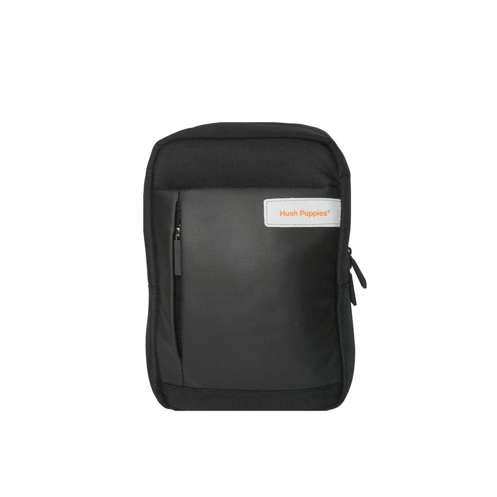 Hush Puppies Men's Kit Chest Bag HPF50080BK