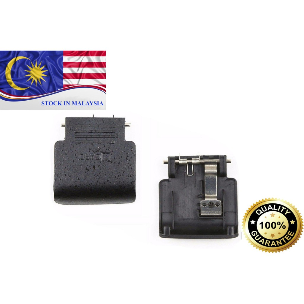 SD Memory Card Cover For Nikon D3100 With METAL & Spring (Ready Stock In Malaysia)