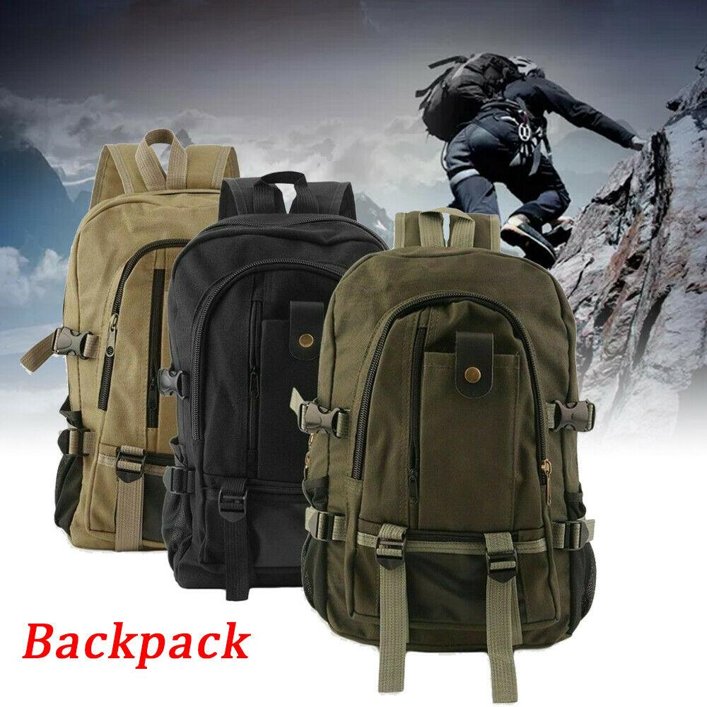 Work Backpack School Outdoors Sports Rucksack Camping Travel