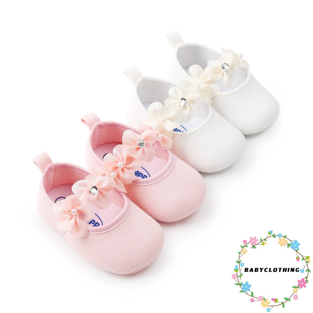 Aggressive 2018 Infant Baby Kids Soft Sole Princess Shoes Girl Toddler Crib Bow Moccasin Shoes First Walkers Mother & Kids