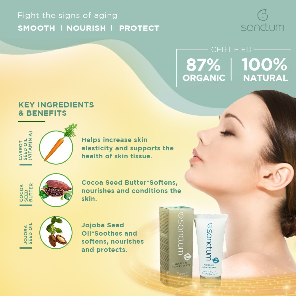 【CLEARANCE!! SANCTUM ULTRA MOISTURISING 4-In-1 VALUE PACK A】Exp: Aug2020 | Soothes, Softens and Revitalises Tired Skin