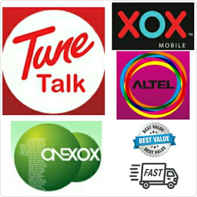 [FAST DELIVERY] INSTANT/PIN TOP UP TUNE TALK,ALTEL,ONEXOX,XOX MOBILE PREPAID RELOAD