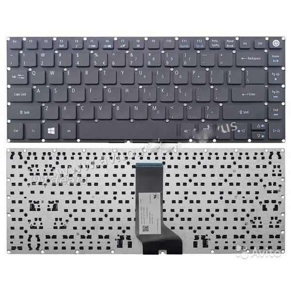 Compatible New Acer Aspire E5-575G E5-573TG E5-574TG E5-574T E5-772 E5-522G E5-522 Keyboard