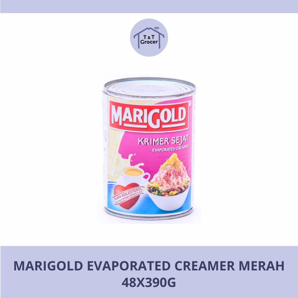 Marigold Evaporated Krimer Merah (390g)