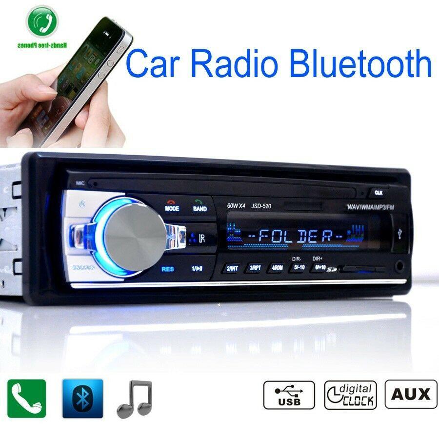 【Big Sale】Bluetooth 12V Car MP3 Player With Radio Receiver