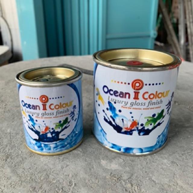 Ocean II Colour Luxury Gloss Finish Paint (Wood & Metal)