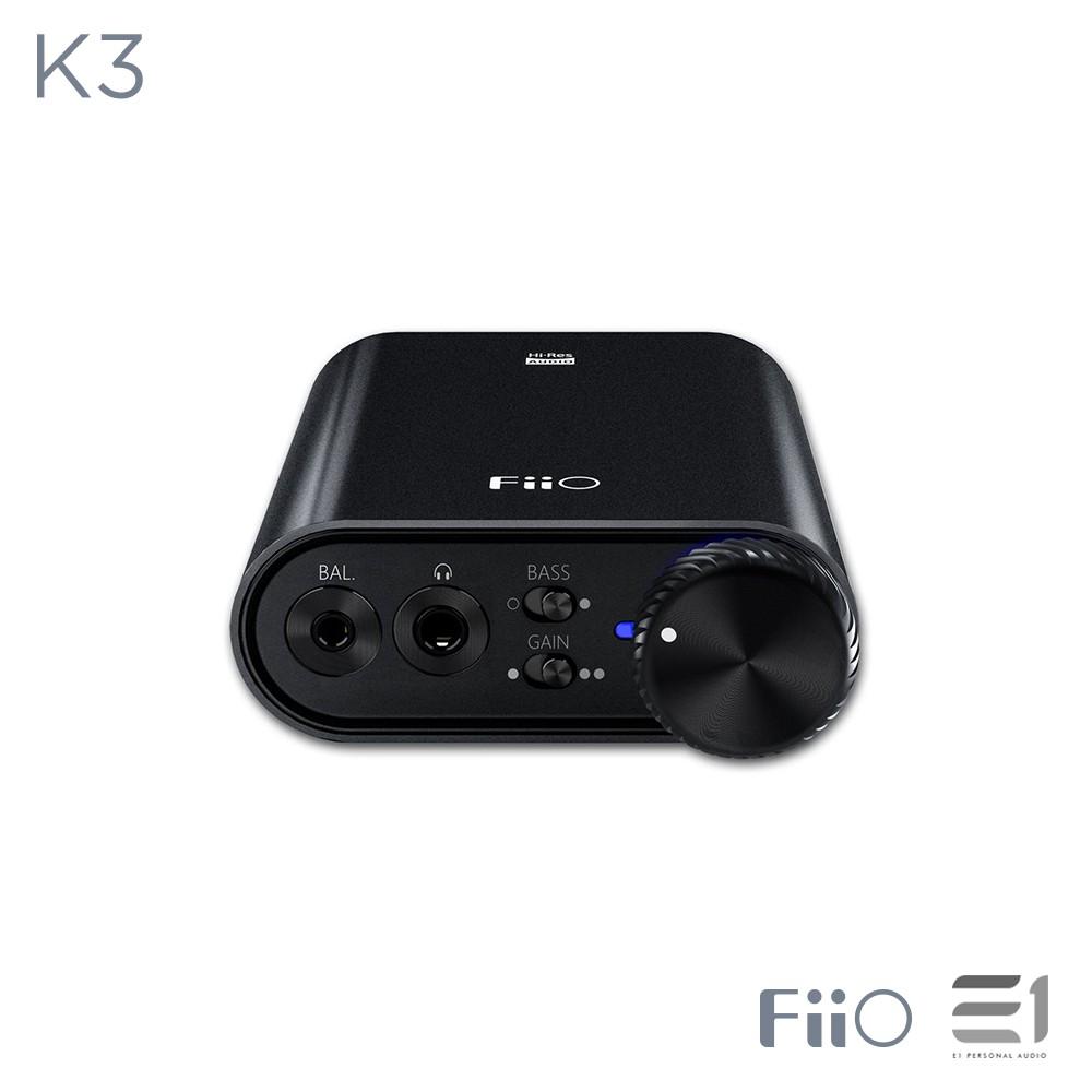 FIIO K3 HEADPHONE DAC & AMPLIFIER | Shopee Malaysia
