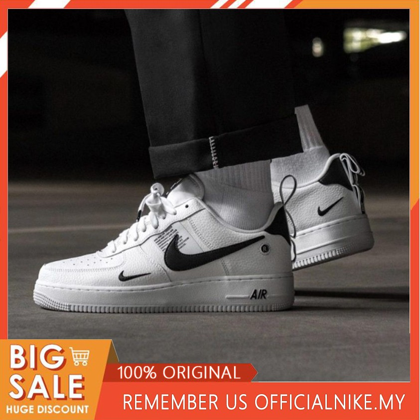 Nike Air Force 1 men's and women's sports shoes running shoes