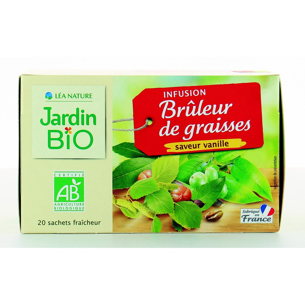 jardin bio fat burning herbal tea 30g x 20 sachets shopee malaysia - Jardin Bio