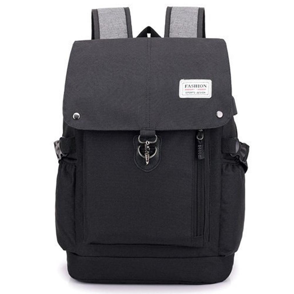 8594f7703154 USB Charging Laptop Backpack Anti Theft Women Men School Bags Travel  Backpack