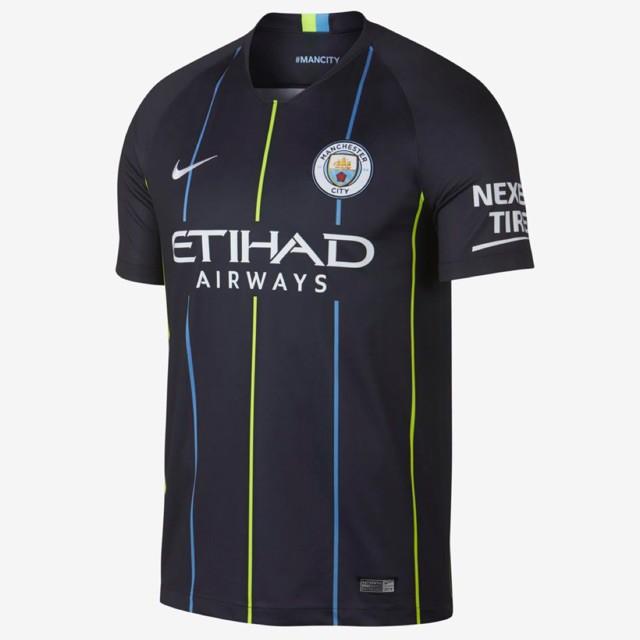 f4892570b Ori Manchester city Away 2018 19 jersey