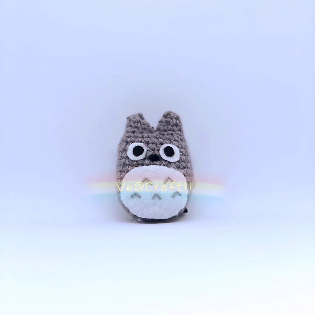 Pattern PDF Totoro amigurumi амигуруми мастер-класс Instant | Etsy | 1024x1024