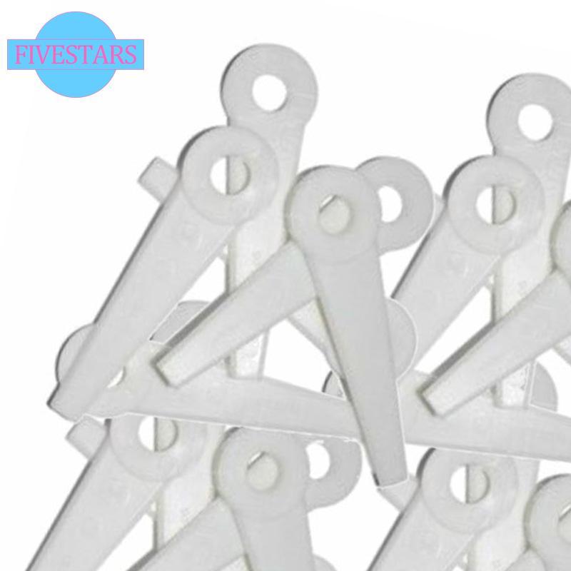 20-3 41-3 10-3 24 x Plastic Blades Fits Stihl Polycut 6-3