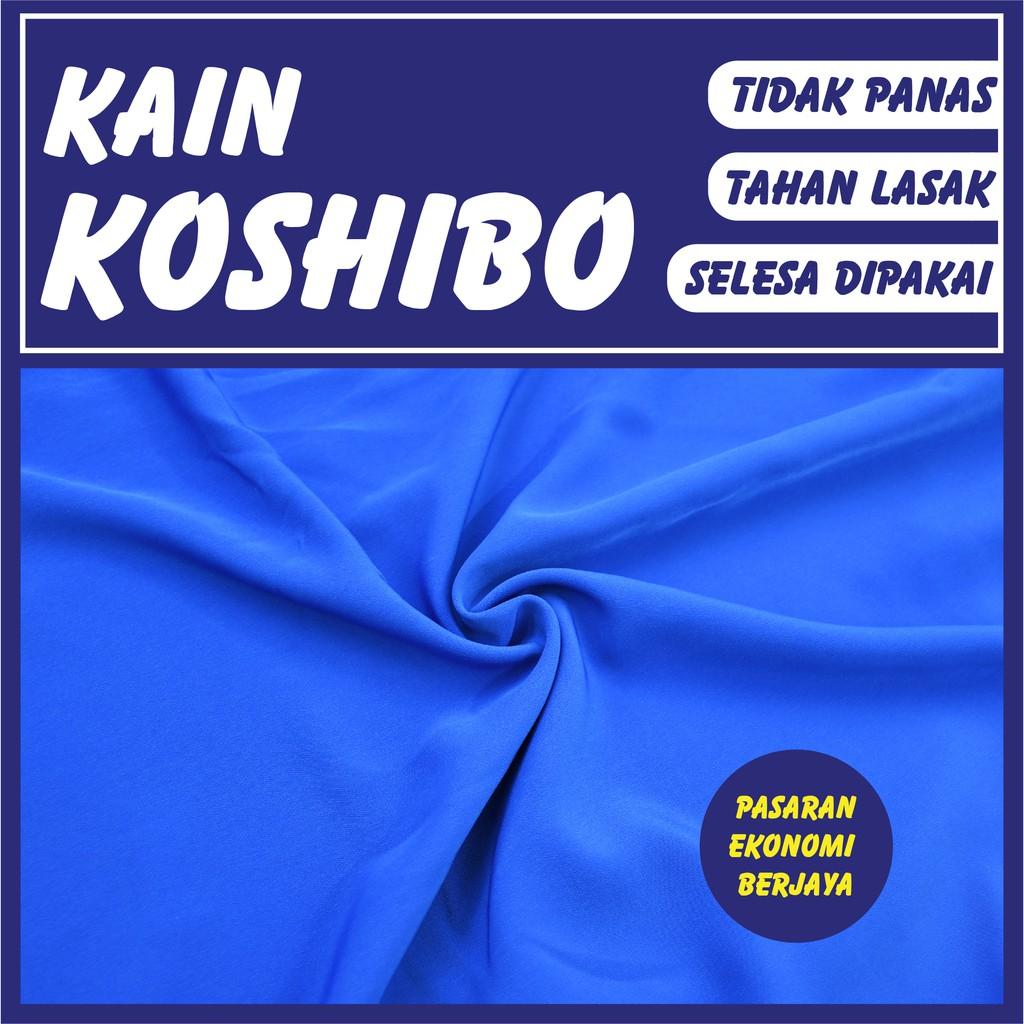 KAIN SEKOLAH MENENGAH LICIN/ 34-3XL/ SEA BLUE SECONDARY SCHOOL DRESS/ 浅蓝色中学校裙/ KAIN SEKOLAH BIRU MUDA