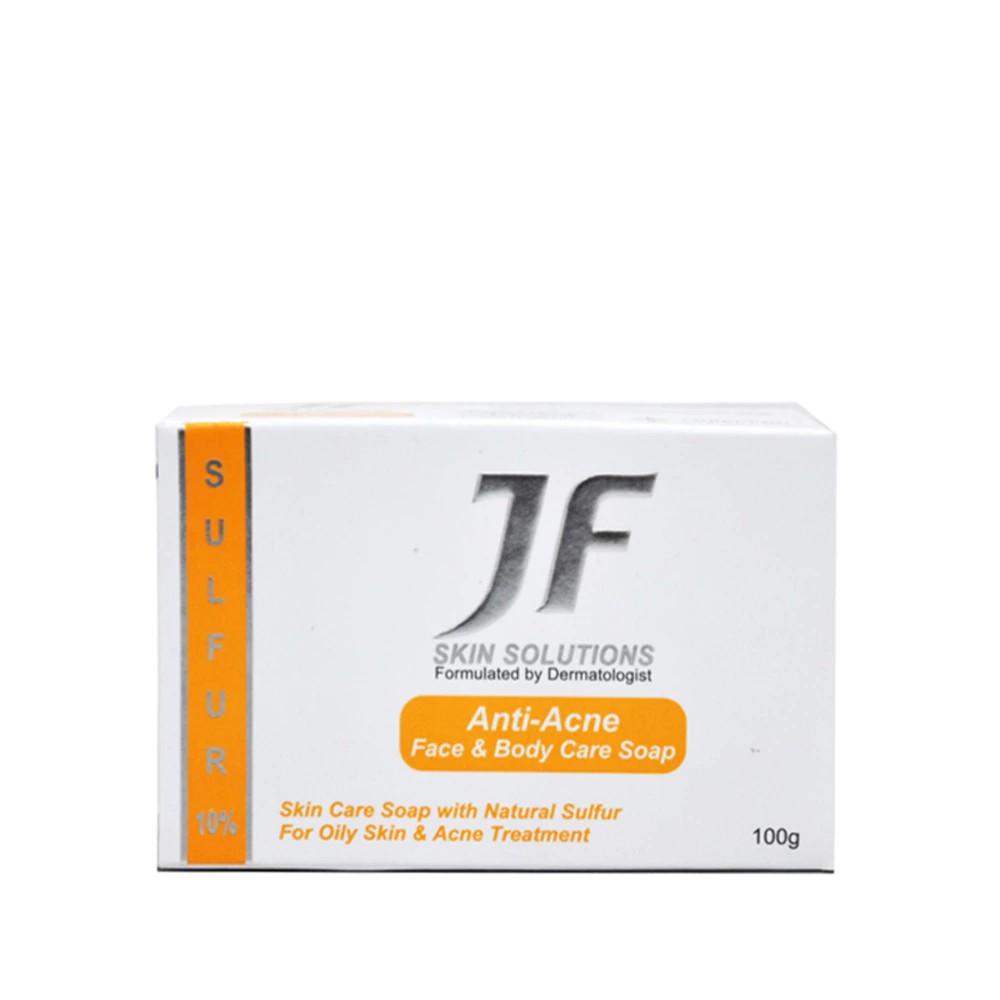 Jf Sulfur Acne Skin Care Soap 90 Gr Spec Dan Daftar Harga Terbaru Sabun Cleanser Bar Derma Protect Blue Ocean Explore