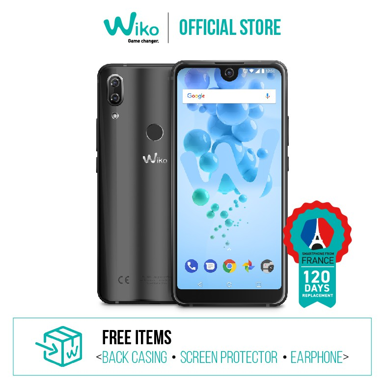 Wiko View 2 Pro [ 4GB RAM + 64GB ROM, Snapdragon, Octacore