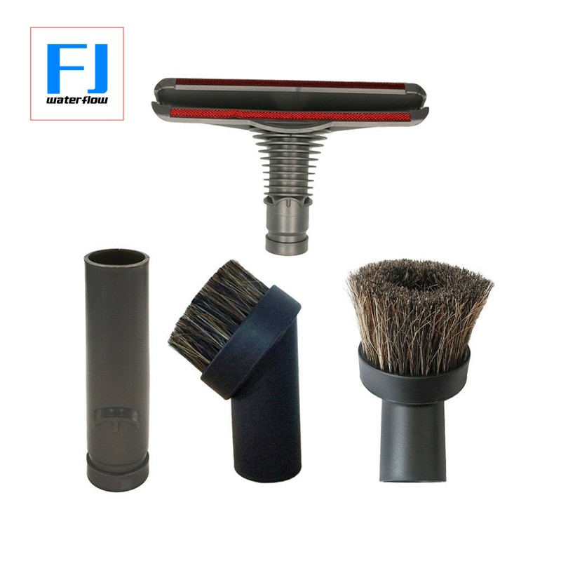 4 Vacuum Brush Nozzle Adapter Kit For Dyson Dc35/Dc45/Dc52/Dc58/Dc59/Dc62/V6