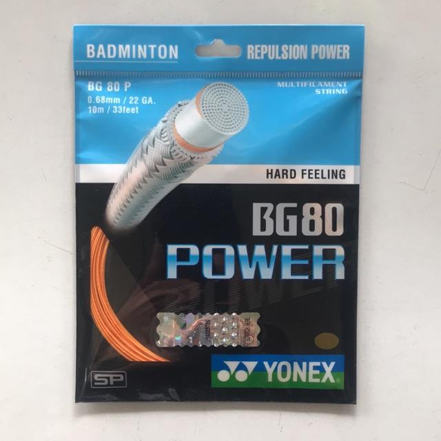 Yonex String BG80 Power