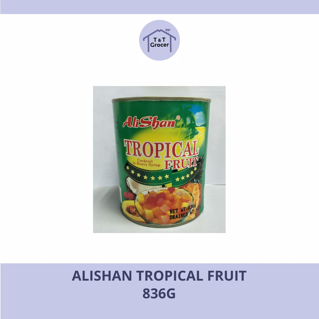 Alishan Tropical Fruits (836g)