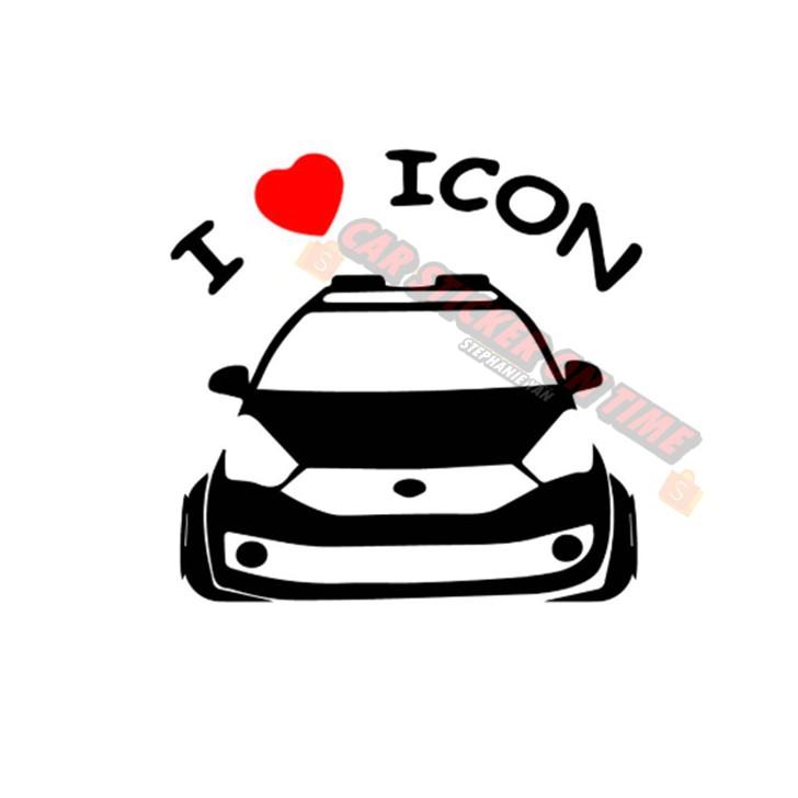 Myvi Jdm Decals / Js Racing Waza Car Sticker Decal Kanji ...