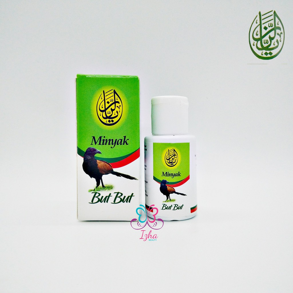 [ARRIAN] Minyak But But - 30ml