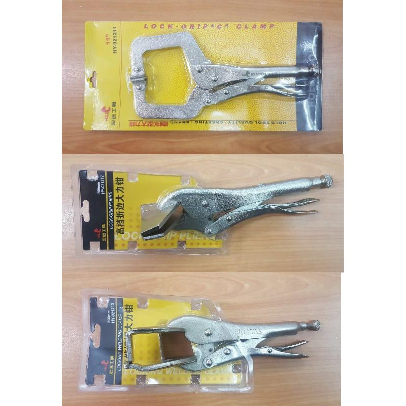 HOLD Welding Locking Plier PLIERS C CLAMP