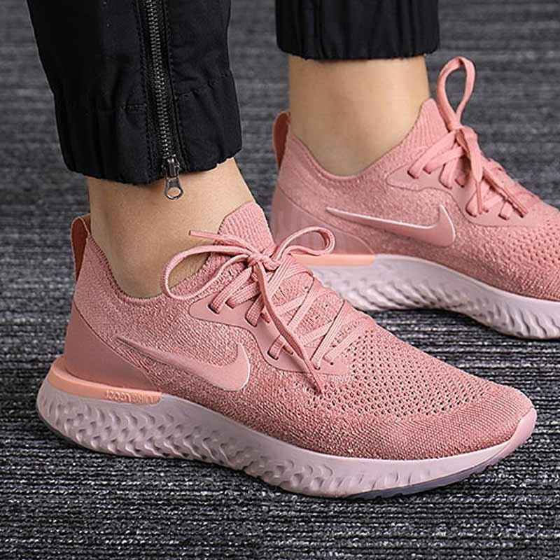 grupo Aniquilar monte Vesubio  Lowest price!Original 100% Nike Epic React Flyknit Women's Original Sports  Shoes Ready Stock | Shopee Malaysia