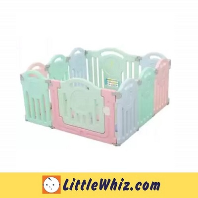 Coby Haus: Lolly Gummy - Safety Play Fence ( 8+2 ) - BEAR
