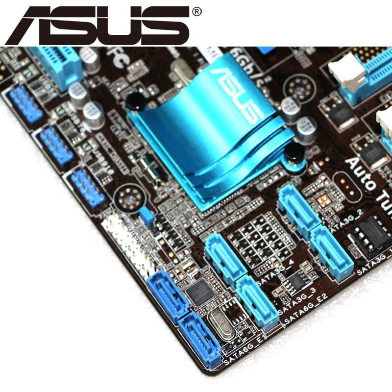 ASUS P8H61-M PRO/CM6630-8/DP_MB Desktop Mobo Socket LGA 1155