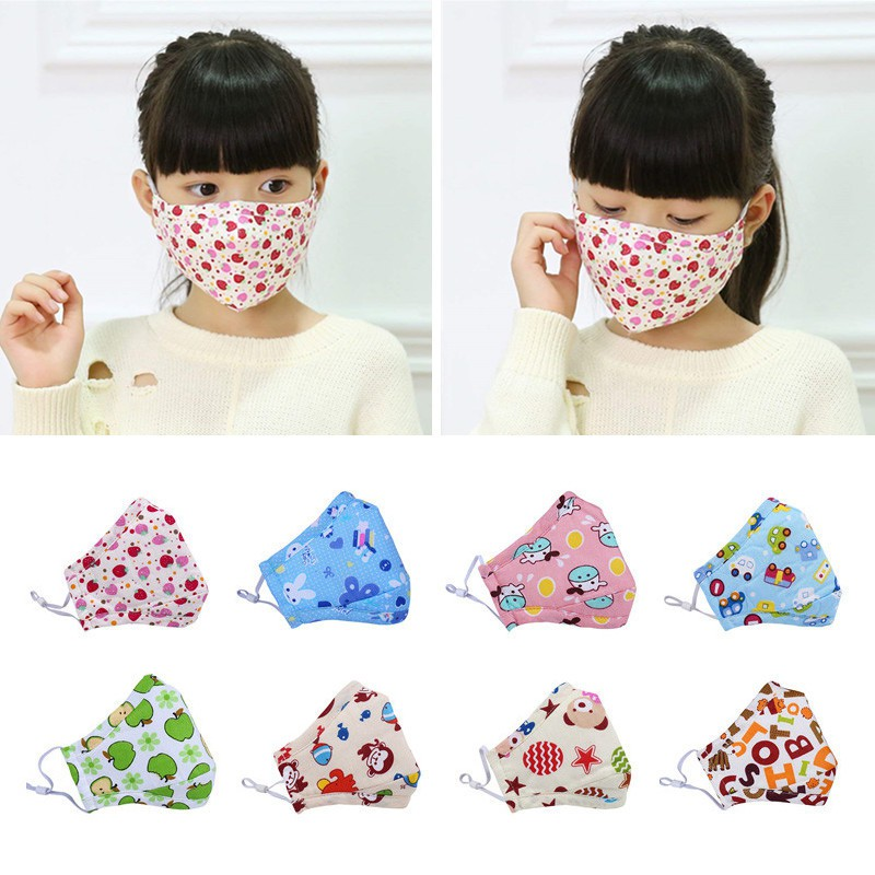 children disposable mouth mask