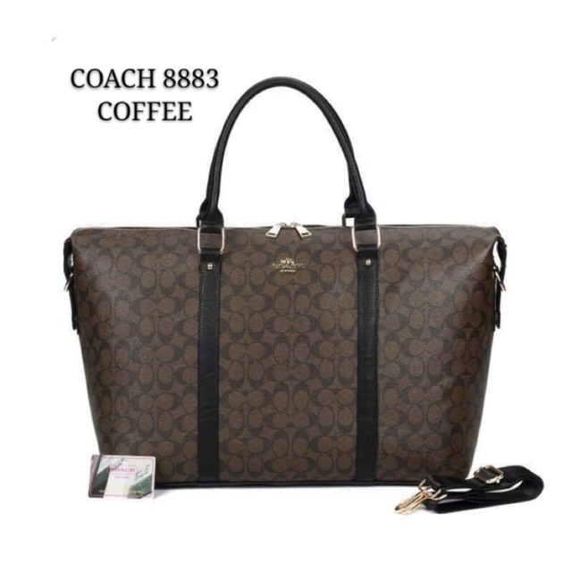 ddf037ecb78e coach bag - Prices and Promotions - Travel   Luggage Jan 2019 ...