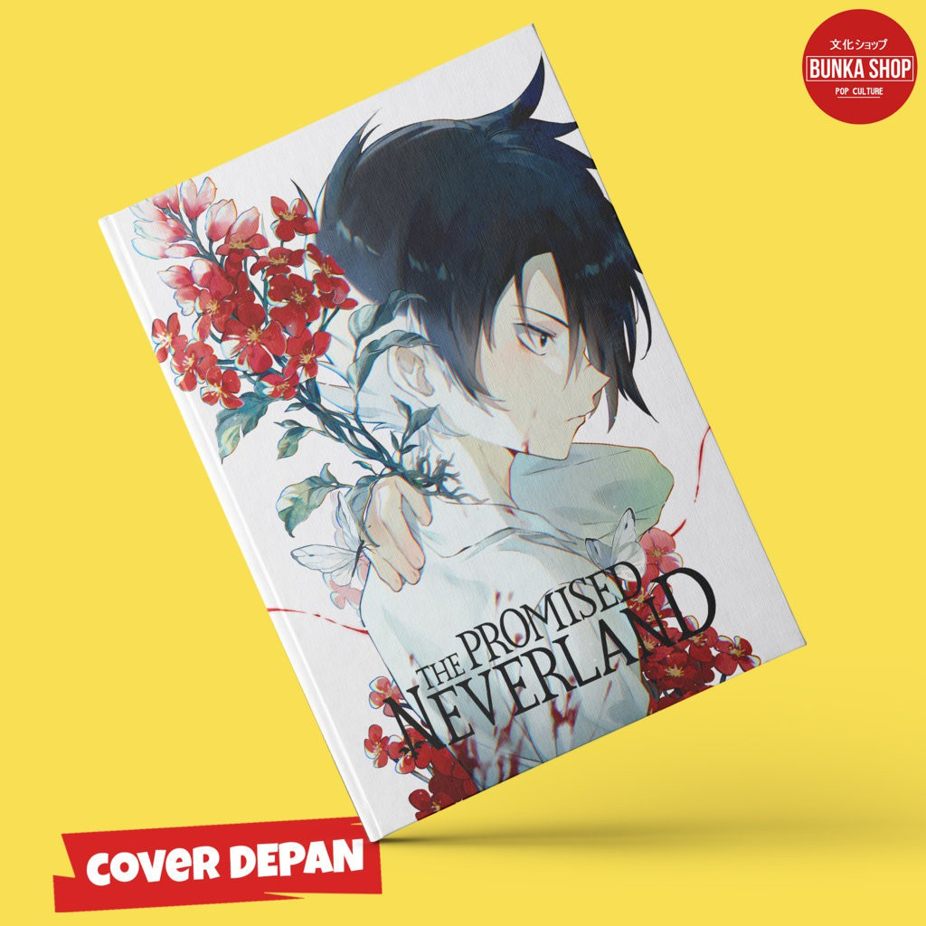 Anime Notebook The Asha Sed Asha Land Ray White Cover Hardcover A5 Notebook Notebook Shopee Malaysia