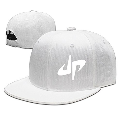 Kualday DP Dude Perfect Logo Trucker Style Baseball Cap