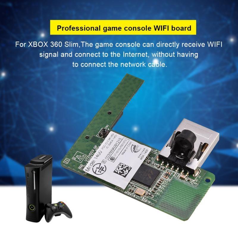 Wireless Internet USB WiFi Network Adapter Card for Xbox 360 XBOX360 ...