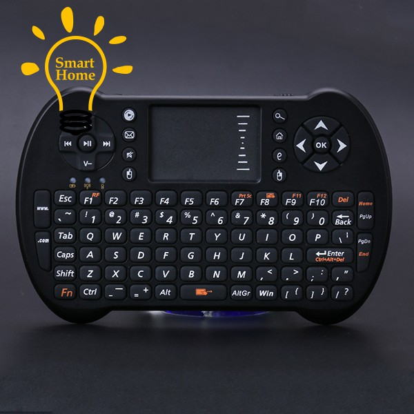 S501 Mini Keyboard Air Mouse Combo 2.4GHz Wireless for Android TV//iPod touch//Pad