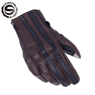 9f6c7f62d2fd1 Star Field Knight Retro Motorcycle Premium Leather Gloves Touch Screen  Enable | Shopee Malaysia