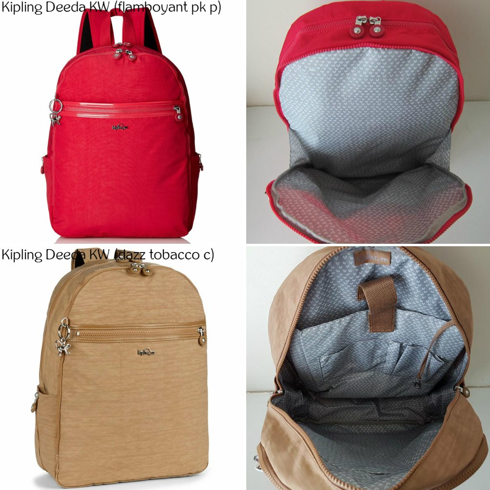 3239dc82fa5 NWT Authentic Kipling Deeda KW Unisex Working Laptop Backpack Bagpack |  Shopee Malaysia