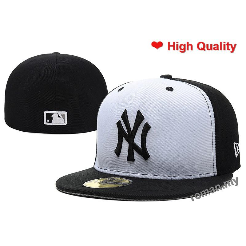 New Era MLB 59Fifty NY New York Yankees Splatter Grey Fitted Baseball Cap