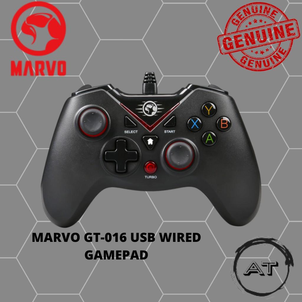 MARVO GT-016 MULTI-PLATFORM USB WIRED GAMEPAD
