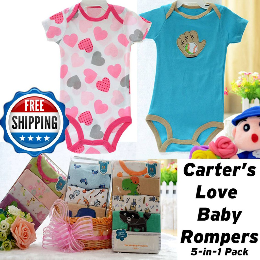 8a3398fe2 Carter´s Blue Fly Baby Sleepsuit (3 pcs in a pack)