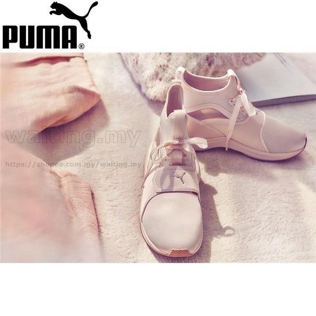 ee920246b33 Puma Phenom Satin EP Selena Gomez pink