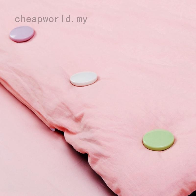 holder Duvet Quilt fastening Fixer Clip Bed Sheet Fixer Fasteners Quilt Clip