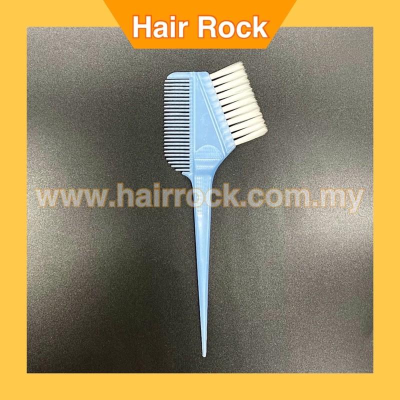 White Nylon Plastic Hair-dyeing Hair Colour Dye Comb Brushes